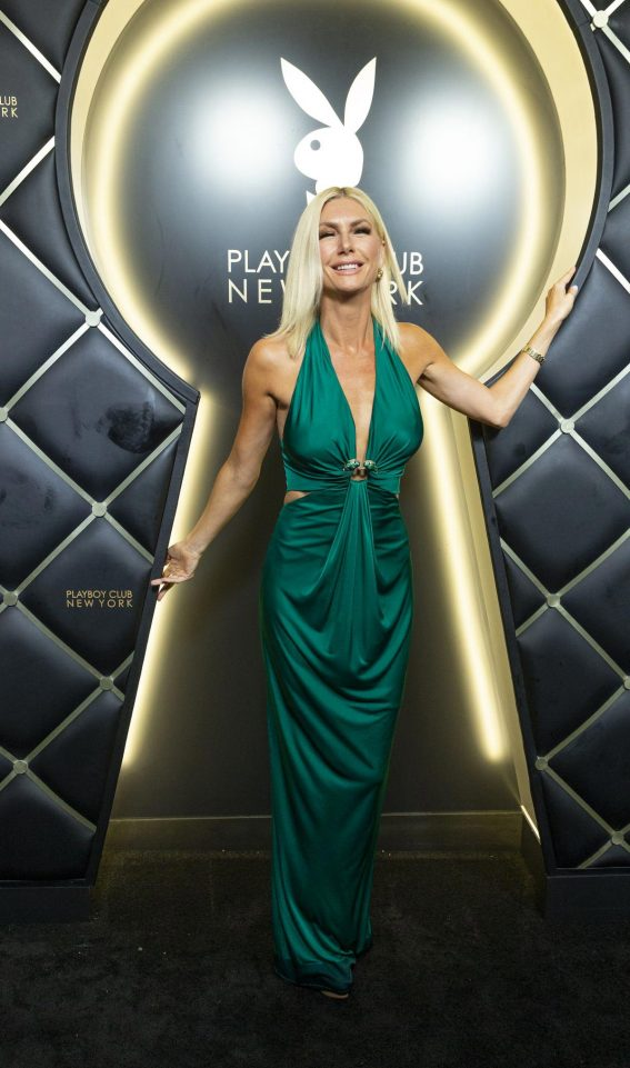 Brande Roderick at Playboy Club New York Opening 2018/09/12 1