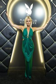 Brande Roderick at Playboy Club New York Opening 2018/09/12 3
