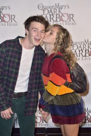 Brec Bassinger at Dark Harbor Media & VIP Night in Long Beach 2018/09/28 4