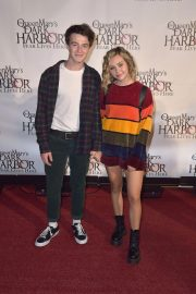 Brec Bassinger at Dark Harbor Media & VIP Night in Long Beach 2018/09/28 5