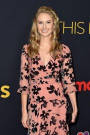 Caitlin Thompson at This is Us, Season 3 Premiere in Los Angeles 2018/09/25 6