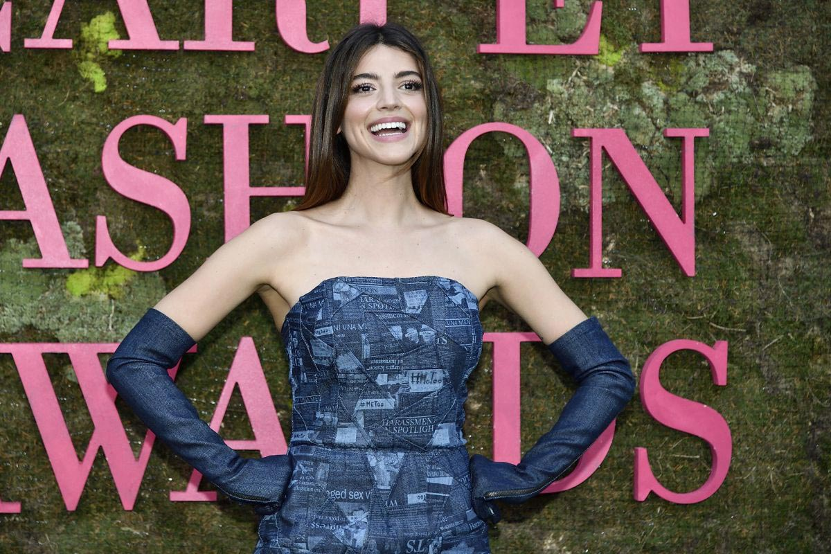 Calu Rivero at Green Carpet Fashion Awards in Milan 2018/09/23 1