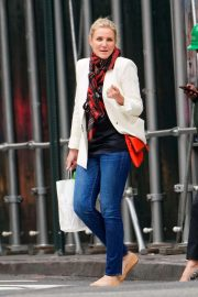 Cameron Diaz Out Shopping in New York 2018/09/27 1