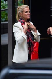 Cameron Diaz Out Shopping in New York 2018/09/27 2