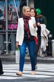 Cameron Diaz Out Shopping in New York 2018/09/27 9