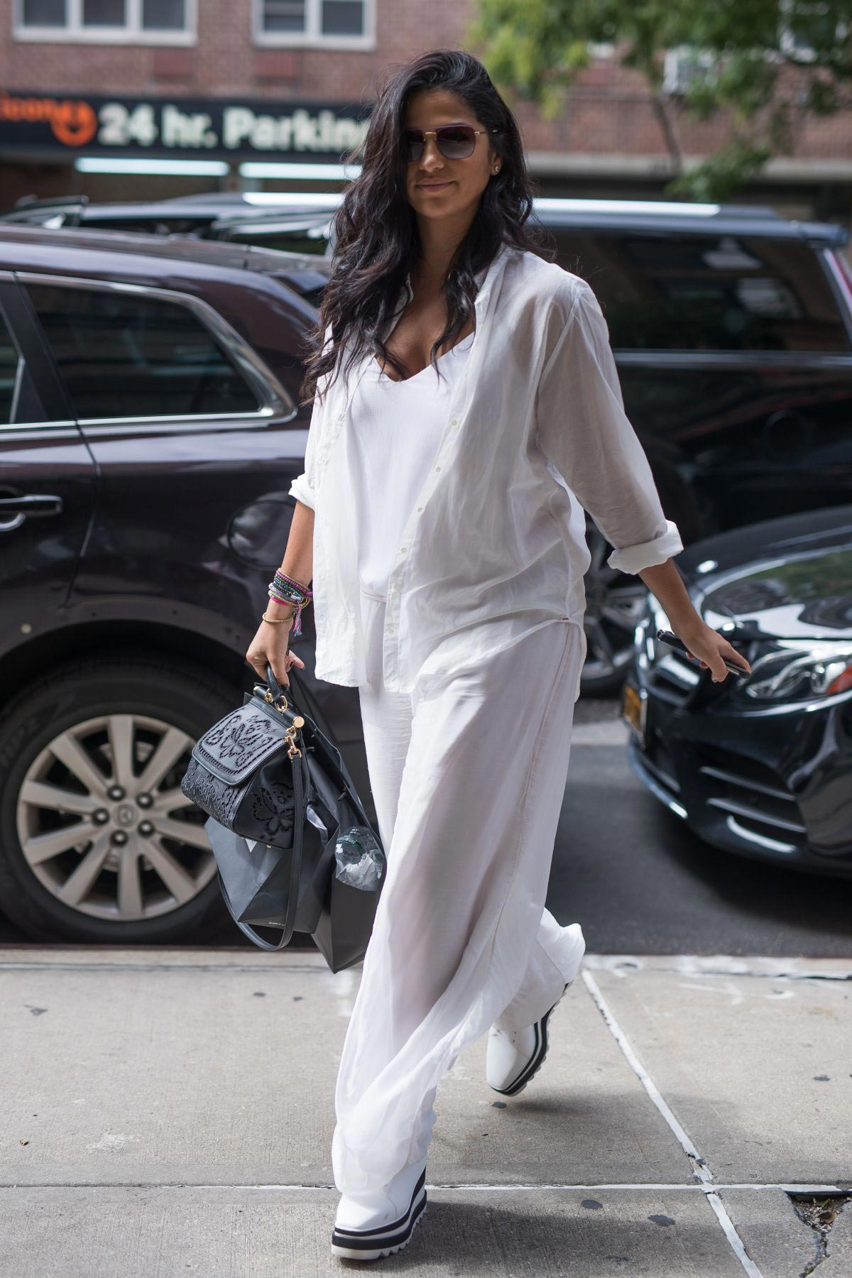 Camila Alves Out in New York 2018/09/27 1