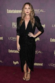 Camilla Luddington at EW and L'Oreal Paris Pre-emmy Party in Hollywood 2018/09/15 2