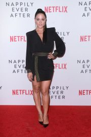 Camille Guaty at Nappily Ever After Special Screening in Los Angeles 2018/09/20 1