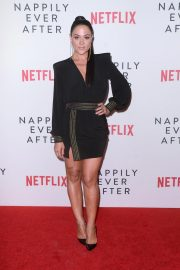 Camille Guaty at Nappily Ever After Special Screening in Los Angeles 2018/09/20 2