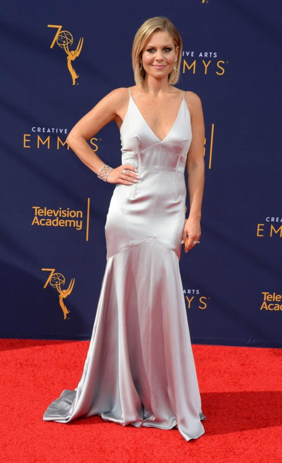 Candace Cameron-Bure at 2018 Creative Arts Emmy Awards in Los Angeles 2018/09/08 1