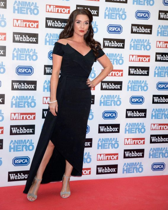 Candice Brown at Animal Hero Awards in London 2018/09/06 1