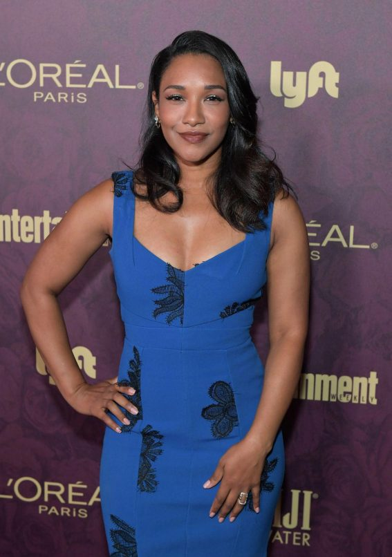 Candice Patton at EW and L'Oreal Paris Pre-emmy Party in Hollywood 2018/09/15 1