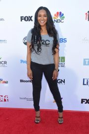 Candice Patton at Stand Up to Cancer Live in Los Angeles 2018/09/07 3