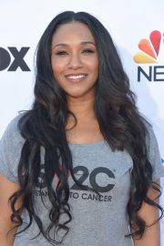 Candice Patton at Stand Up to Cancer Live in Los Angeles 2018/09/07 4