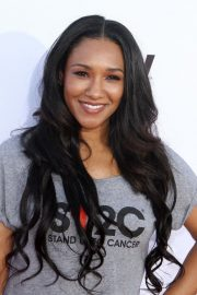 Candice Patton at Stand Up to Cancer Live in Los Angeles 2018/09/07 7