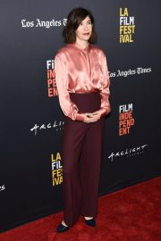 Carrie Brownstein at The Oath Premiere ar LA Film Festival in Culver Cuty 2018/09/25 4