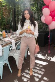 Cassie Scerbo at Burn Cook Book Boozy Brunch Launch in Los Angeles 2018/09/26 2