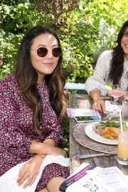 Cassie Scerbo at Burn Cook Book Boozy Brunch Launch in Los Angeles 2018/09/26 4