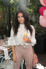 Cassie Scerbo at Burn Cook Book Boozy Brunch Launch in Los Angeles 2018/09/26 6