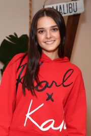 Charlotte Lawrence at Karl Lagerfeld x Revolve Launch in Los Angeles 2018/08/30 1
