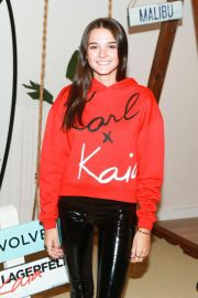 Charlotte Lawrence at Karl Lagerfeld x Revolve Launch in Los Angeles 2018/08/30 4