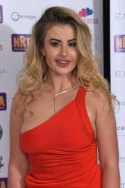 Chloe Ayling at 2018 National Reality TV Awards in London 2018/09/25 2