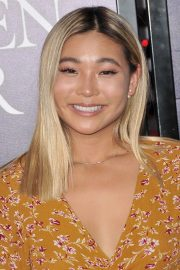 Chloe Kim at Halloween Horror Nights Opening in Los Angeles 2018/09/14 4