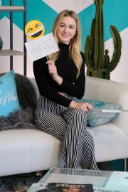 Chloe Lukasiak at Hollywire in Los Angeles 2018/09/25 3