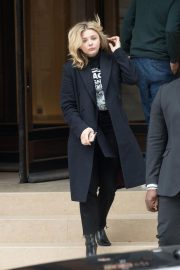 Chloe Moretz Out and About in Paris 2018/09/28 3