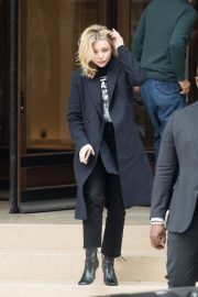 Chloe Moretz Out and About in Paris 2018/09/28 6