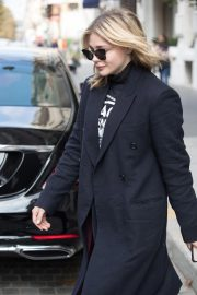 Chloe Moretz Out and About in Paris 2018/09/28 7