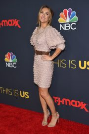 Chrishell Stause at This is Us, Season 3 Premiere in Los Angeles 2018/09/25 4