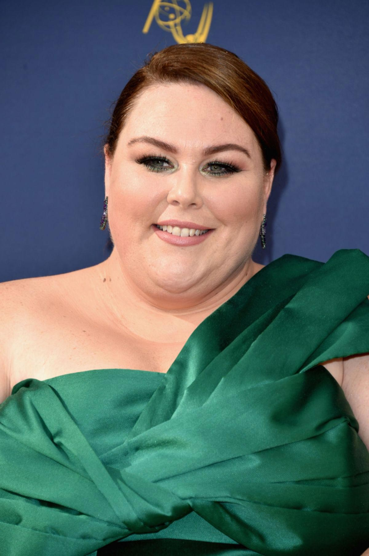 Chrissy Metz at Emmy Awards 2018 in Los Angeles 2018/09/17 1