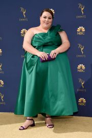 Chrissy Metz at Emmy Awards 2018 in Los Angeles 2018/09/17 5