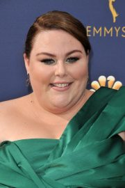 Chrissy Metz at Emmy Awards 2018 in Los Angeles 2018/09/17 7