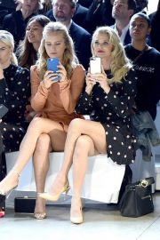 Christie Brinkley and Sailor Brinkley at Zimmermann Show at New York Fashion Week 2018/09/10 1