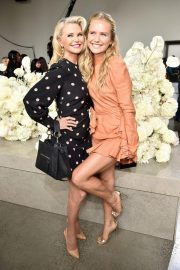Christie Brinkley and Sailor Brinkley at Zimmermann Show at New York Fashion Week 2018/09/10 2