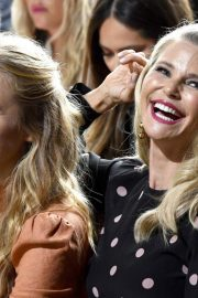 Christie Brinkley and Sailor Brinkley at Zimmermann Show at New York Fashion Week 2018/09/10 4