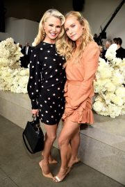 Christie Brinkley and Sailor Brinkley at Zimmermann Show at New York Fashion Week 2018/09/10 5
