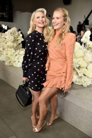 Christie Brinkley and Sailor Brinkley at Zimmermann Show at New York Fashion Week 2018/09/10 6