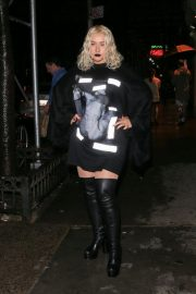 Christina Aguilera Night Out in New York 2018/09/09 3