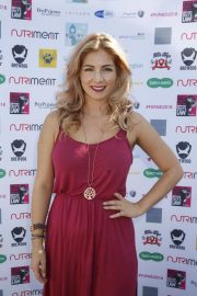 CiCi Coleman at Pup Aid Puppy Farm Awareness Day 2018 in London 2018/09/01 2