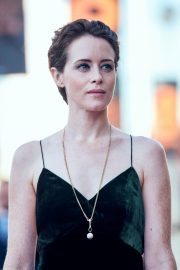 Claire Foy at First Man Premiere at San Sebastian Film Festival 2018/09/24 3