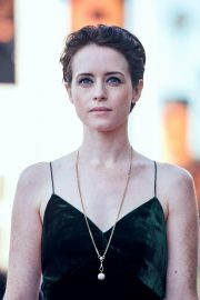 Claire Foy at First Man Premiere at San Sebastian Film Festival 2018/09/24 4