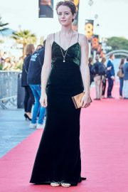 Claire Foy at First Man Premiere at San Sebastian Film Festival 2018/09/24 5