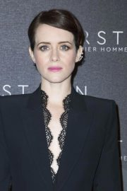 Claire Foy at First Man Premiere in Paris 2018/09/25 2