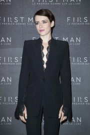 Claire Foy at First Man Premiere in Paris 2018/09/25 3