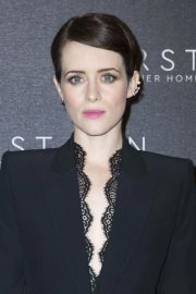 Claire Foy at First Man Premiere in Paris 2018/09/25 5