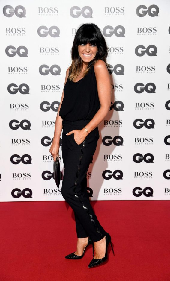 Claudia Winkleman at GQ Men of the Year Awards 2018 in London 2018/09/05 1