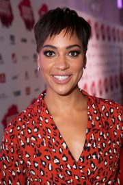Cush Jumbo at Stage Debut Awards 2018 Arrivals in London 2018/09/23 2
